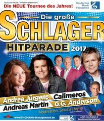Bild: Deutsches Musikfernsehen pr�sentiert: Die gro�e Schlager Hitparade - mit Andreas Martin, G.G.Anderson, Andrea J�rgens und den Calimeros