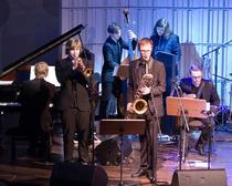Bild: hfmdd jazz orchestra - Konzert der Little Big Band
