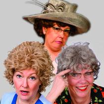Bild: Ihne Ihr 3 Faltigkeit - Mundartcomedy mit Hilde, Hiltrud und der Dande Rotraud