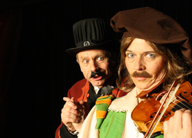 Bild: Der Rattenf�nger von Hameln - M�rchentheater f�r Jung und Alt (ab 4 Jahren)