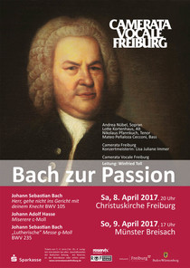 Bild: Bach zur Passion - Bach zur Passion