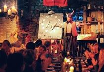 Bild: Beim Theutates - Das Kelten Dinner - Zauberei, Comedy & Schlemmen