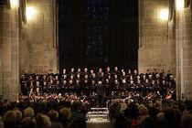 Bild: Konzert in memoriam Yehudi Menuhin - Orpheus-Chor Bern / Klangforum Schweiz