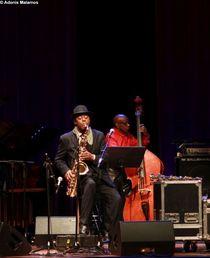 Bild: Jazz im Schloss - Archie Shepp & Reggie Workman