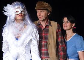 Bild: Die Schneek�nigin - M�rchentheater f�r Jung und Alt (ab 4 Jahren)