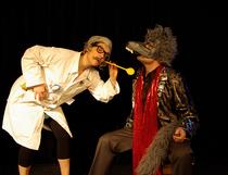 Bild: Der Wolf und die kleinen Geisslein - Der Wolf und die kleinen Geisslein
