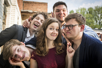 Bild: New A-cappella-Festival: H�rB�nd, YeoMen & Humanophones - In Kooperation mit der Ev.-Luth. Kirche