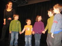 Bild: Die Schneek�nigin - Mitspieltheater f�r Jung & Alt ab 3 Jahre