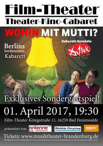 Bild: Wohin mit Mutti - Exklusives Sondergastspiel!