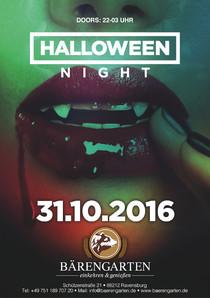 Bild: Die gro�e Halloween Clubnight