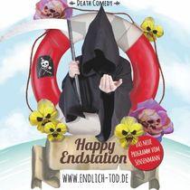 Bild: Der Tod - Happy Endstation
