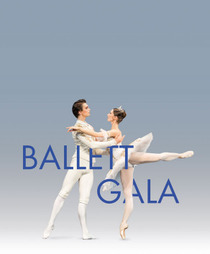 Bild: Akademisches St. Petersburger Staatsballett Leonid Jakobson - begleitet vom Internationalen Sinfonieorchester Lemberg - Ballett Gala