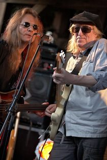 Bild: NC Brown Blues Band - Christmas Blues im Stadtpark-Caf�