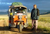 Bild: Die gro�e Reise - Abenteuer Weltumrundung