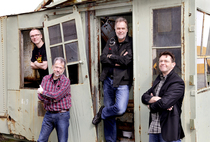 Bild: 11. Intern. Borkumer Blues Night - Janice Harrington & The Farmersroad Blues Band