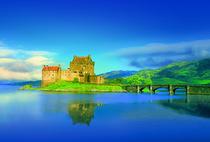Bild: Schottland - Castles and Highlands