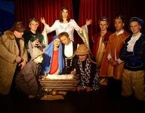 Bild: Die Weihnachtsgeschichte - Theater f�r Jung u Alt (ab 4 Jahre)