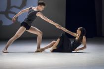Bild: Festival auf dem Sprung - Junger Tanz im Dialog - Jugendtanzkompanien aus NRW und NL