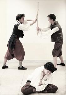Bild: Mercutio - und/ oder was mit Hund