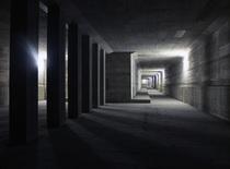 Bild: Eisacktunnel, ein Relikt der modernen Verkehrsplanung - Innsbrucker Platz & Eisacktunnel