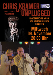 Bild: Chris Kramer & Friends Unplugged NOVEMBER