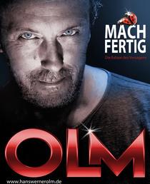 """Bild: Hans Werner Olm """"Mach Fertig!"""" Preview"""