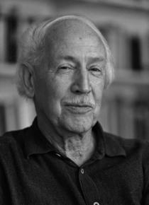 Bild: Denis Scheck im Gespr�ch mit Prof. Hermann Bausinger - Eine schw�bische Literaturgeschichte