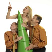 Bild: Hildegard Pohl Trio - Swinging Christmas