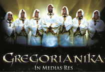 Bild: Gregorianika - In Medias Res 2016 - In Medias Res Tour 2016