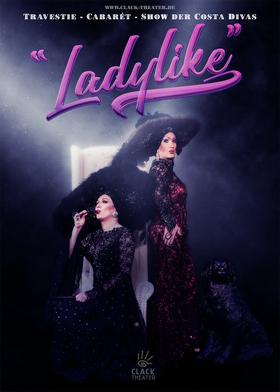 """Bild: Travestie Cabaret Show der """"Costa Divas"""" """"LadyLike"""""""