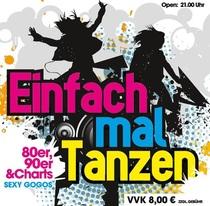 Bild: Einfach mal Tanzen - best of 80er,90er & Charts