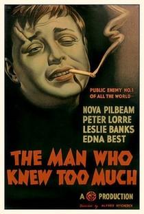 Bild: The Man Who Knew Too Much / Der Mann, der zu viel wußte