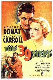 Bild: The 39 Steps / Die 39 Stufen