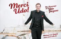 Bild: Merci Udo - Hommage an Udo Jürgens - Michael von Zalejski spielt und singt Udo Jürgens.