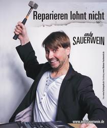 """Bild: Andy Sauerwein - mit """"Reparieren lohnt nicht"""""""