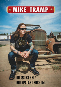 Bild: MIKE TRAMP – The Voice of White Lion - Maybe Tomorrow Tour 2017