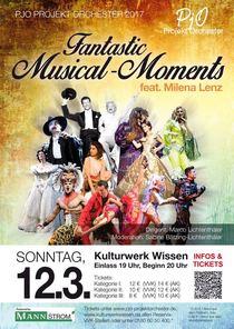 Bild: Fantastic Musical-Moments - PjO Projektorchester