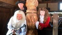 Bild: Krabat Festspiele in Schwarzkollm