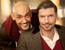Bild: Seniorenvorstellung: Ziemlich beste Freunde: Schauspiel von Gunnar Dreßler ...