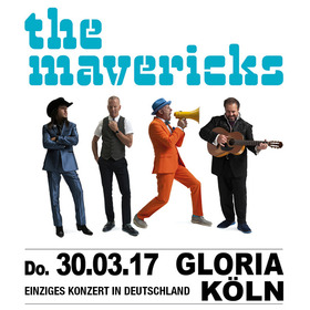 Bild: THE MAVERICKS - Tour 2017
