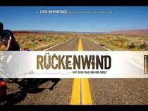 Bild: Rückenwind - Mit dem Rad um die Welt - Multivisionshow von Anita Burgholzer & Andi Hübl