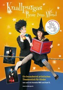 Bild: Varieté Theater Show - Knallpurgas Reise zum Mond