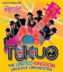 Bild: The United Kingdom Ukulele Orchestra - TUKUO - The British are coming!