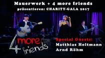 "Bild: Charity-Gala 2017 - mit ""4 more Friends"""