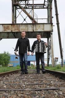 Bild: Klezmer reloaded - Duo Shevchenko / Golebiowski aus Wien