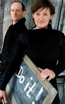 Bild: Die schon wieder! - Hildegard von Bingen - mit Heike Feist und Michael Ihnow