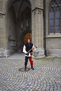 Bild: Mit der Laterne auf Spuren düsterer Geschichte(n) - Stadtführung in Konstanz