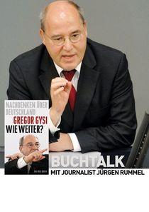 Bild: Gregor Gysi - Lesung - Der Kulturmittwoch im Erzgebirge