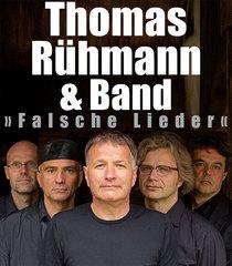"Bild: Thomas Rühmann & Band ""Falsche Lieder"""