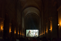 """Bild: """"Der Name der Rose"""" - Der Kultfilm - zu sehen am Original-Drehort Kloster Eberbach"""